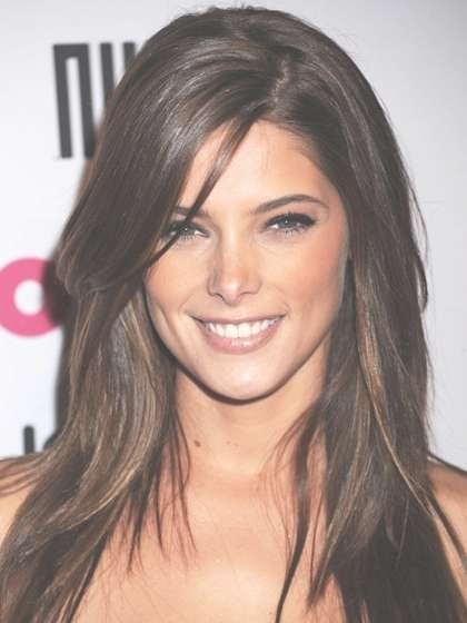 View Gallery Of Medium Hairstyles Heart Shaped Face Showing 3 Of 25