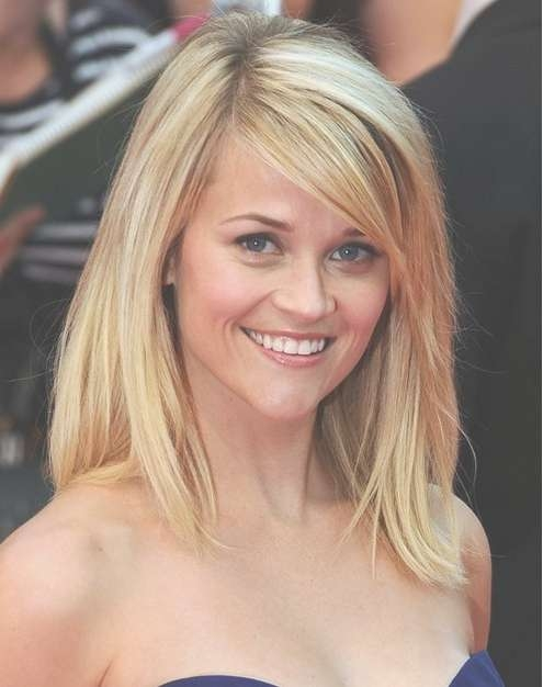 To Long Hairstyles For Thin Hair 2017 Intended For Newest Medium Haircuts For Thin Hair (View 23 of 25)