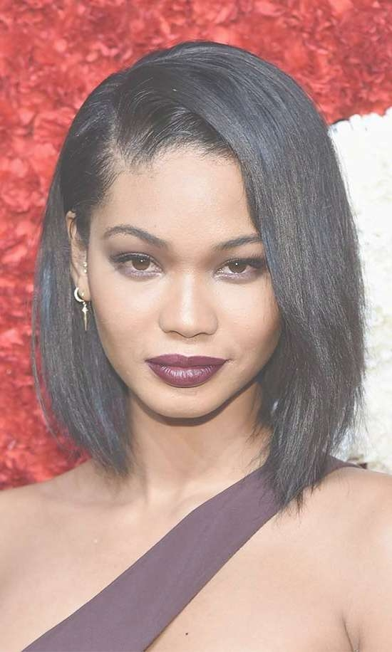 Top 15 Bob Hairstyles For Black Women You May Love To Try! With Most Current Bob Medium Hairstyles For Black Women (View 14 of 15)