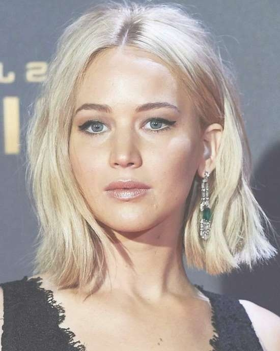 Featured Photo of Jennifer Lawrence Bob Haircuts Jennifer Lawrence