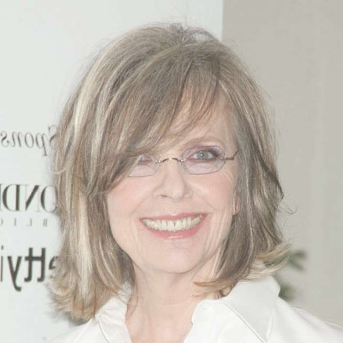 Top 30 Hairstyles With Bangs And Glasses, The Perfect Combination With Regard To 2018 Medium Hairstyles For Women Who Wear Glasses (View 14 of 15)