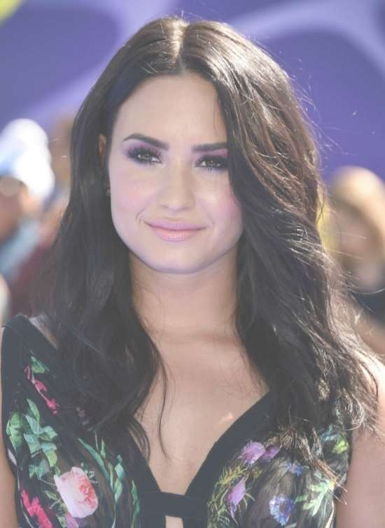 Top 32 Demi Lovato's Hairstyles & Haircut Ideas For You To Try Pertaining To Best And Newest Demi Lovato Medium Hairstyles (View 3 of 25)
