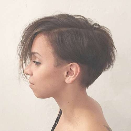 Top 40 Catchy Asymmetrical Haircuts And Hairstyles Throughout 80S Bob Haircuts (View 7 of 25)