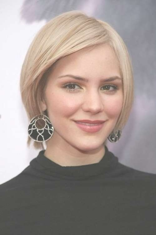 Top Bob Haircuts For Fine Hair To Give Your Hair Some Oomph! In Bob Haircuts Without Fringe (View 24 of 25)