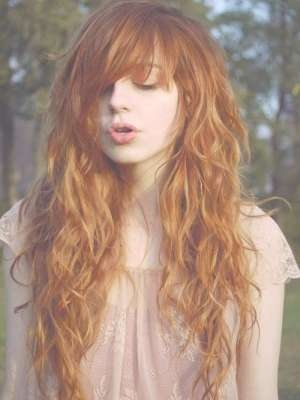 Trendy Bohemian Hairstyles For Long Hair 2016 | Haircuts With Regard To 2018 Bohemian Medium Hairstyles (View 8 of 15)