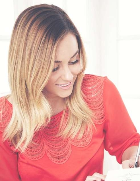 Two Tone Hairstyles For Medium Hair: Lauren Conrad Hair – Popular Pertaining To Best And Newest Lauren Conrad Medium Hairstyles (View 2 of 15)