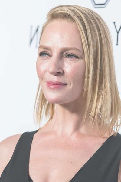 Uma Thurman's Mid Length Bob – The Best Celebrity Haircuts That Regarding Uma Thurman Bob Haircuts (View 25 of 25)