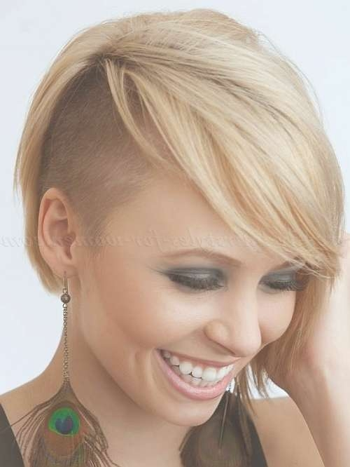Undercut Hairstyles For Women – Undercut Hairstyle | Trendy With Regard To Most Current Undercut Medium Hairstyles For Women (View 23 of 25)