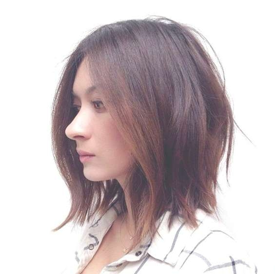 Unique Fe Volumous Sal Hairstyles For Fine Wavy Hair Square Face For Current Medium Hairstyles For Fine Hair And Long Face (View 8 of 15)