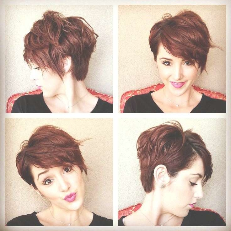 Explore Gallery Of Medium Hairstyles For Growing Out A Pixie Cut