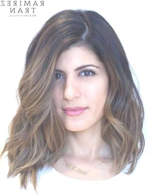 Unique Medium Hairstyles Thick Frizzy Hair Medium Haircuts Thick Throughout 2018 Medium Medium Haircuts For Thick Wavy Hair (View 3 of 25)