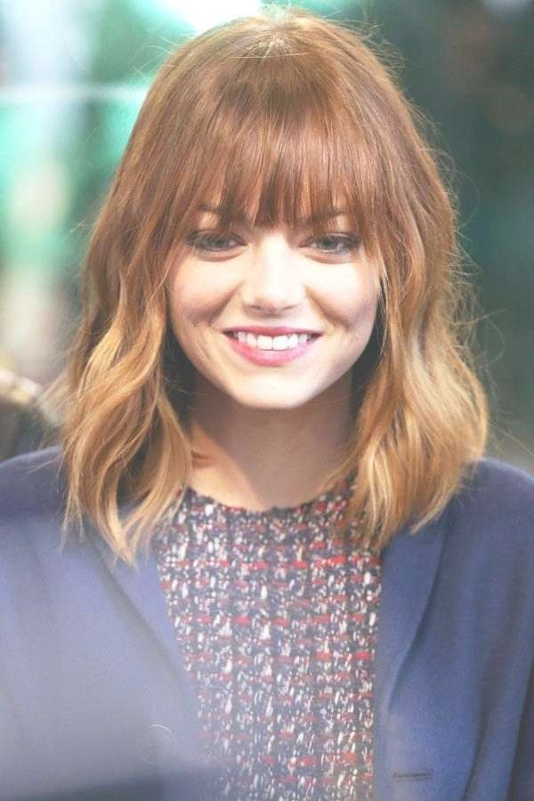 medium straight hairstyles without bangs hairstyles