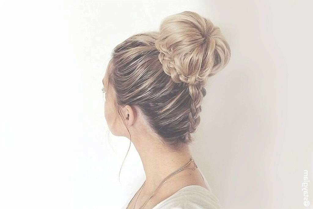Unique P Cute Homecoming Hairstyles For Shoulder Length Hair Easy Throughout Best And Newest Homecoming Medium Hairstyles (View 14 of 15)
