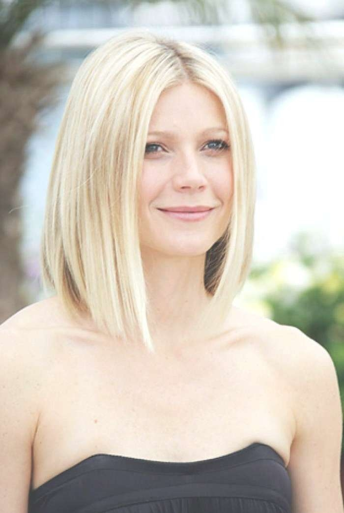 Unique Style Hairstyles For Fine Thin Straight Hair Over Medium Throughout Current Medium Haircuts For Thin Hair And Oval Face (View 2 of 15)