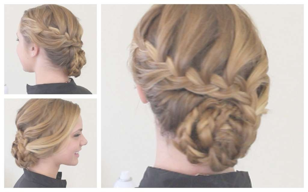 Updo Hairstyles For Balls Tag Updo Hairstyles For Ball Archives Within Most Recent Medium Hairstyles For Balls (View 11 of 25)