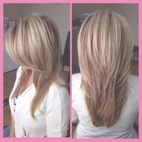 Explore photos of v shaped layered medium haircuts showing 2 of 25 v shaped haircut shoulder length best hairstyle and haircut ideas pertaining to most current v shaped solutioingenieria Image collections
