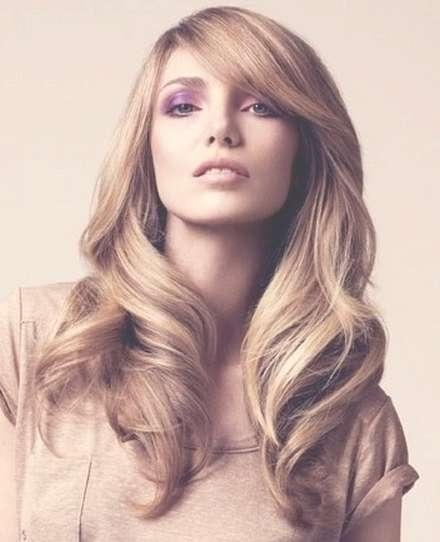 Valentine's Day Hairstyles For Medium And Long Length Hair – Hair Inside Most Recently Big Curls Medium Hairstyles (View 2 of 15)