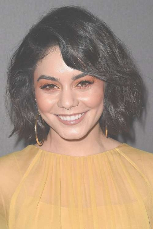 Vanessa Hudgens Hairstyles & Hair Colors | Steal Her Style With Current Vanessa Hudgens Medium Hairstyles (View 23 of 25)