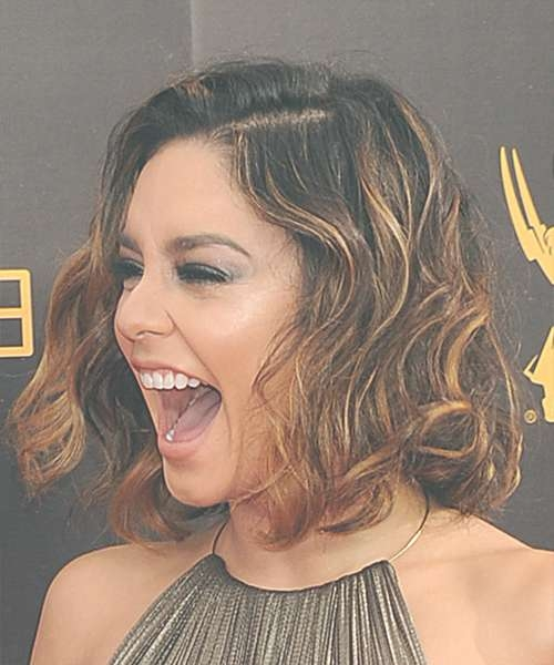 Vanessa Hudgens Hairstyles In 2018 Throughout Recent Vanessa Hudgens Medium Hairstyles (View 12 of 25)