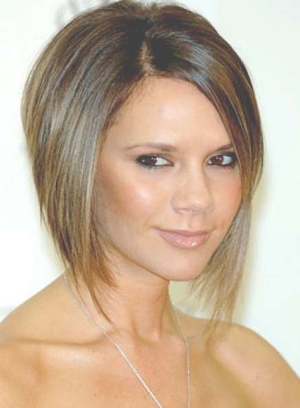 Victoria Beckham Bob Haircut – Hairstyles Weekly Intended For Most Up To Date Victoria Beckham Medium Haircuts (View 16 of 25)