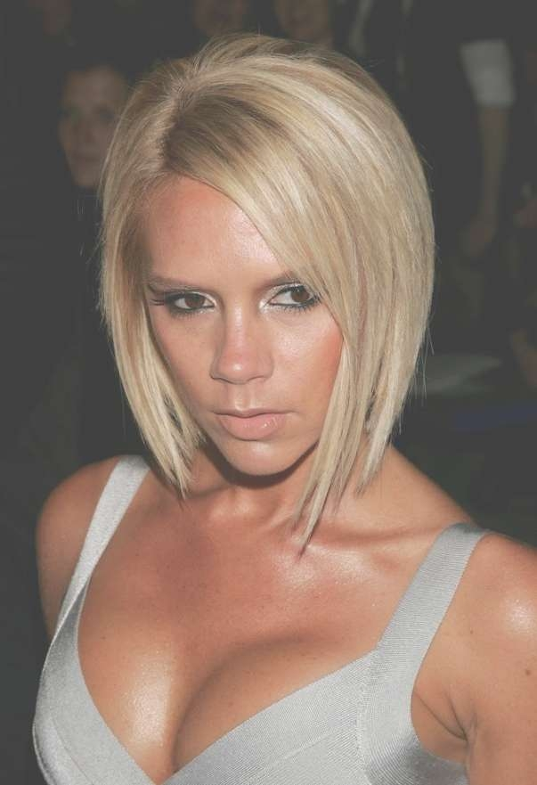Victoria Beckham Bob Haircut – Hairstyles Weekly With Regard To Most Recent Victoria Beckham Medium Haircuts (View 17 of 25)