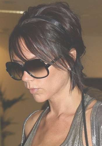 Victoria Beckham Hair Styles Over The Years Regarding Current Posh Spice Medium Hairstyles (View 11 of 15)