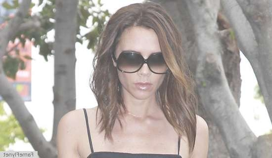Victoria Beckham Haircut: Too Short, Too Long Or Just Right For Most Recently Victoria Beckham Medium Hairstyles (View 3 of 25)