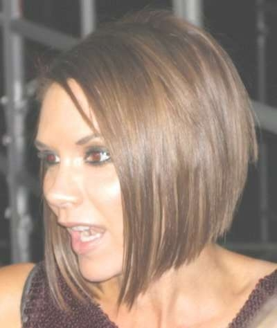 Victoria Beckham Layered Haircuts – Beauty And Fashion Pertaining To Most Popular Victoria Beckham Medium Hairstyles (View 10 of 25)
