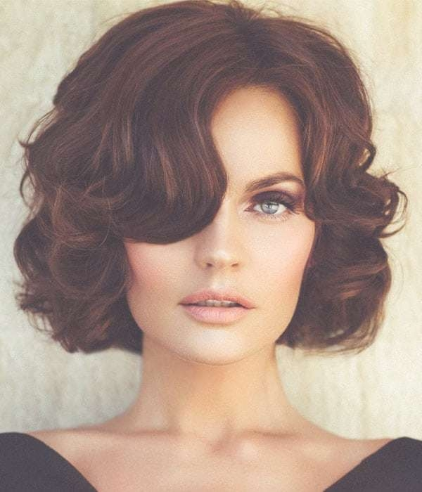 Photo Gallery of Fifties Medium Hairstyles (Showing 20 of 25 Photos)