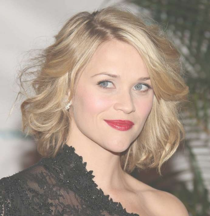 Wavy Bob Hairstyles 2013 – Hairstyles Weekly With Regard To Wavy Bob Hairstyles (View 14 of 25)