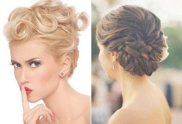 Wedding Day Bridal Medium Hairstyles 9 | She12: Girls Beauty Salon With Regard To 2018 Bridal Medium Hairstyles (View 22 of 25)