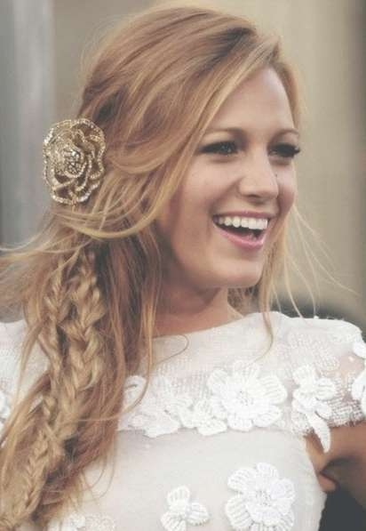 25 Collection of Wedding Long Down Hairstyles