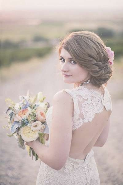 Wedding Hairstyles That Cover Your Ears – Women Hairstyles Inside 2018 Medium Hairstyles Covering Ears (View 5 of 15)
