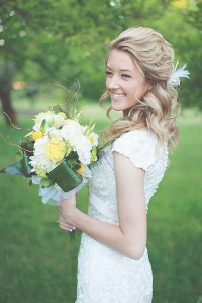 Wedding Hairstyles That Cover Your Ears – Women Hairstyles With Regard To Most Recently Medium Hairstyles Covering Ears (View 4 of 15)