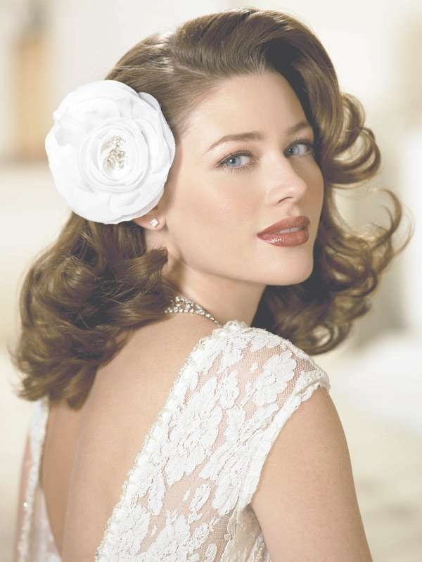 Wedding Hairstyles That Cover Your Ears – Women Hairstyles Within Most Up To Date Medium Hairstyles Covering Ears (View 7 of 15)