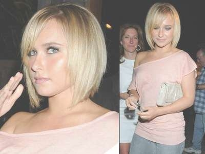 Wedding Updo Hairstyle: Bob Haircut With Bangs – Bob Hairstyle Pertaining To Updos For Bob Haircuts (View 16 of 25)