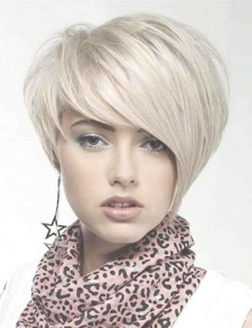Wedge Hairstyles For Short Hair | Short Hairstyles 2016 – 2017 In Newest Wedge Medium Haircuts (View 21 of 25)