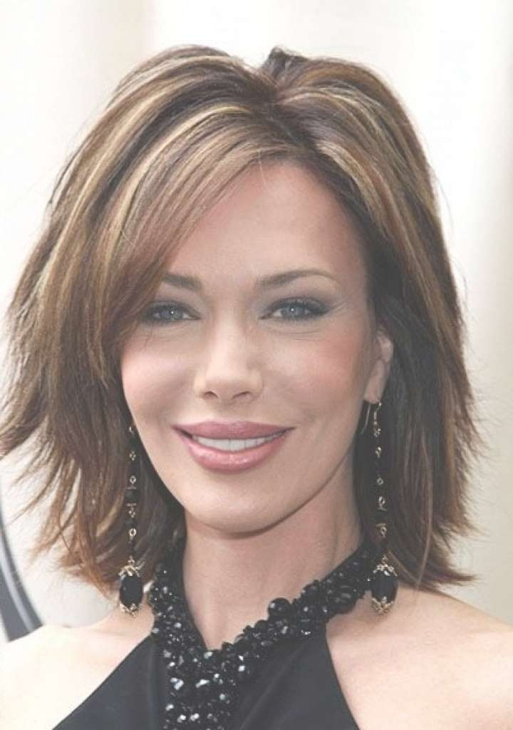 Womens Hairstyles Fall Medium Hairstyles For Women Hairstyles For Most Current Fall Medium Hairstyles (View 15 of 25)