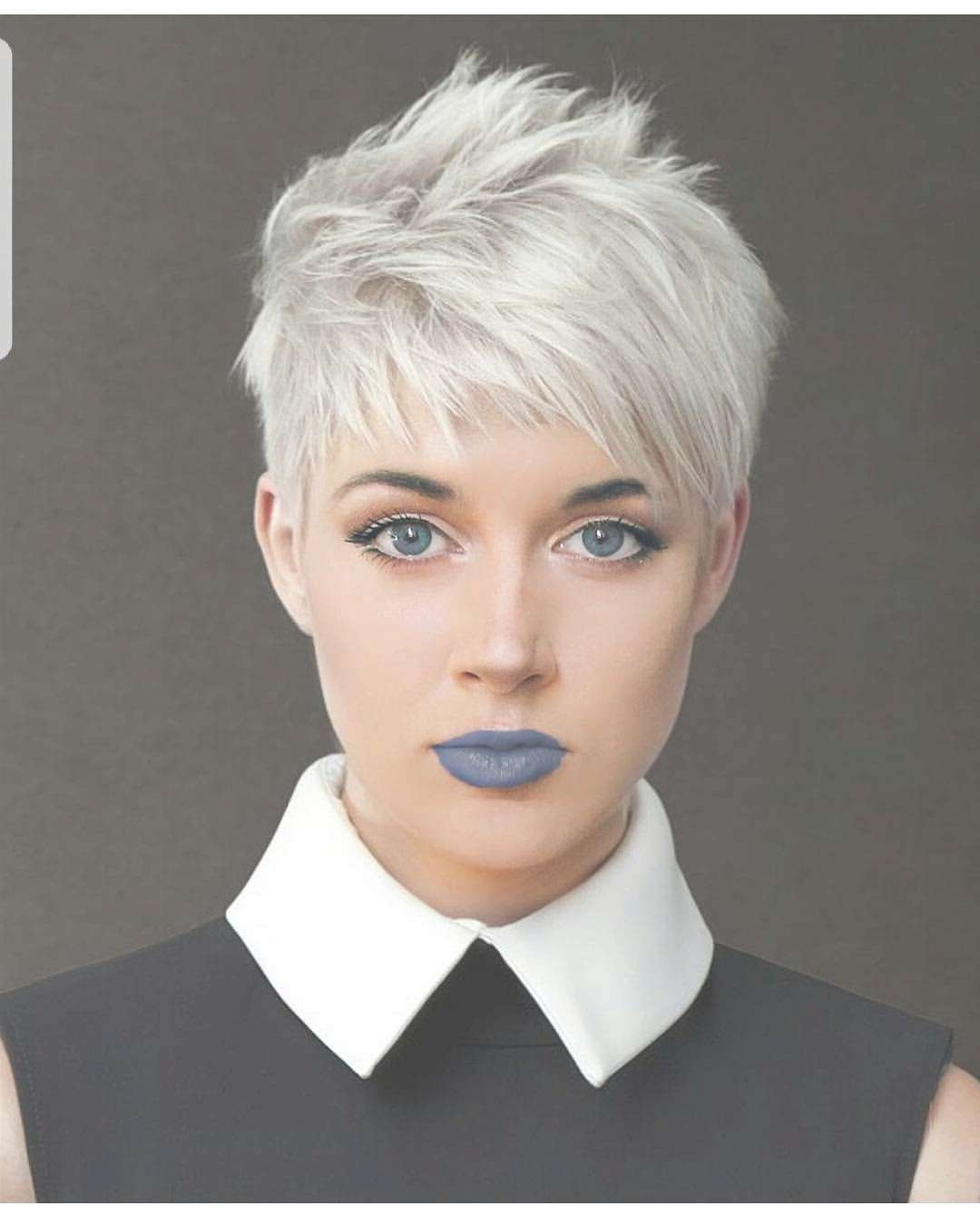 10 Easy Pixie Haircut Styles & Color Ideas, 2018 Women Short Throughout Most Recently Blonde Pixie Hairstyles (View 9 of 15)