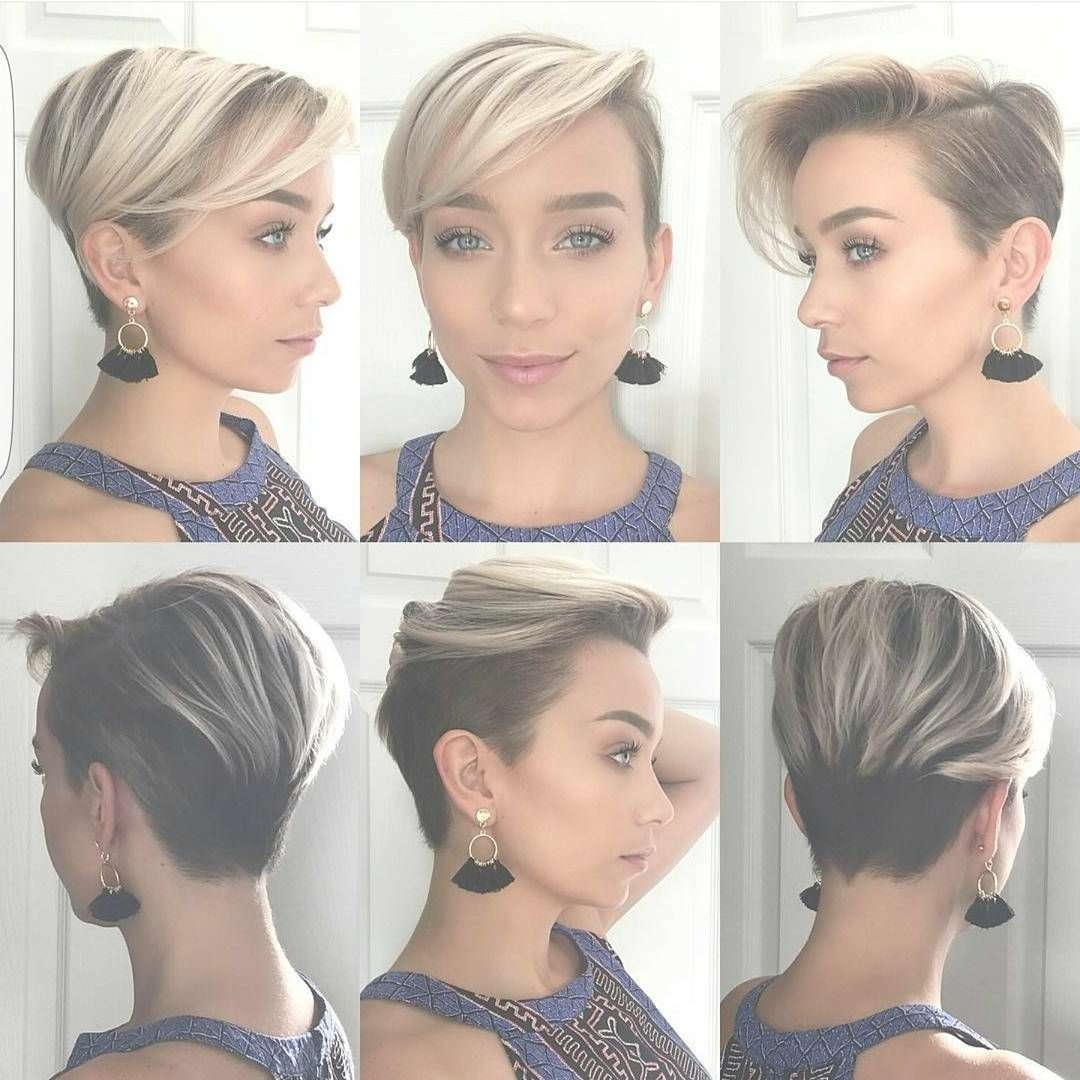 10 Latest Long Pixie Hairstyles To Fit & Flatter – Short Haircuts Within Latest Pixie Hairstyles (View 11 of 16)
