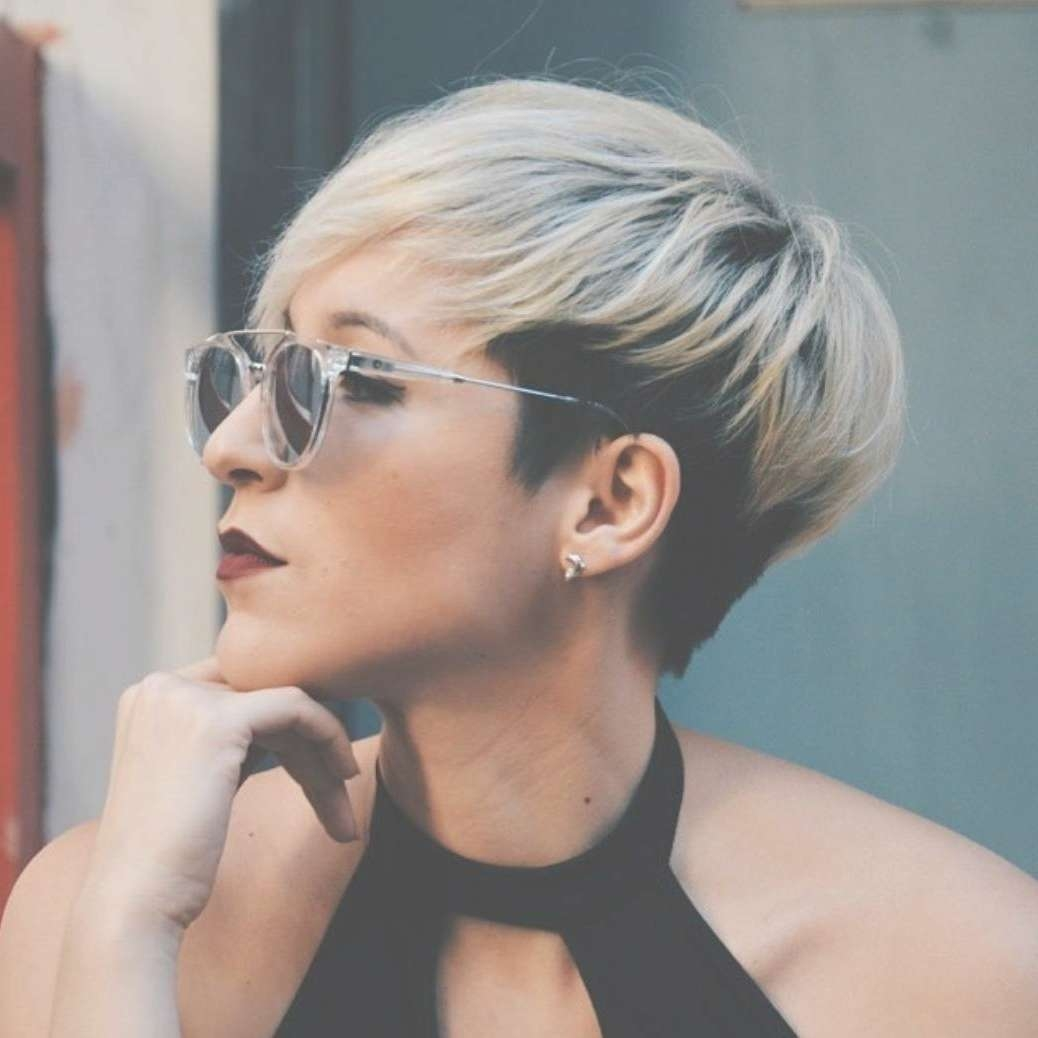 10 Short Hairstyles For Women Over 40 – Pixie Haircuts 2018 Throughout Most Up To Date Pixie Hairstyles (View 15 of 16)