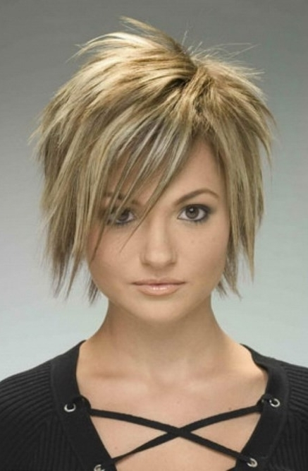 View Photos Of Shaggy Girl Hairstyles Showing 10 Of 15 Photos