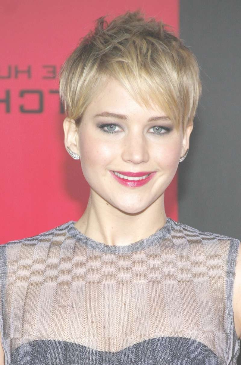 10 Stars With Pixie Haircuts: Short Hair On Celebrities Within Most Recently Actresses With Pixie Hairstyles (View 1 of 15)