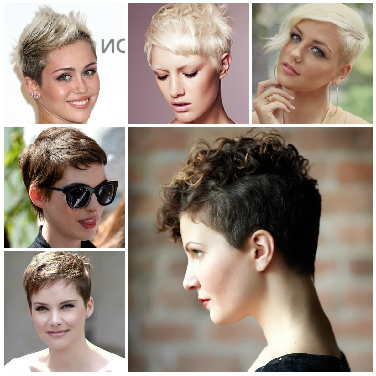 10 Trendy Pixie Haircuts For 2016 | Haircuts, Hairstyles 2017 And Intended For Latest Pixie Hairstyles Colors (View 12 of 15)