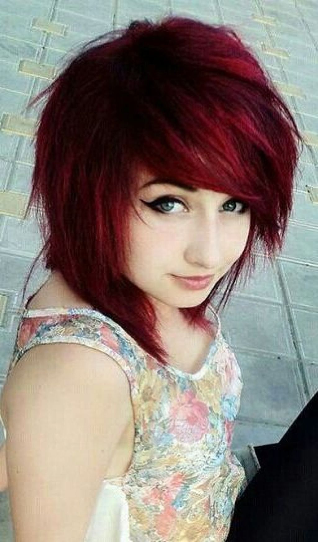 15 Cute Emo Hairstyles For Girls 2018 | Emo Hairstyles, Emo And Intended For Latest Emo Pixie Hairstyles (View 1 of 15)