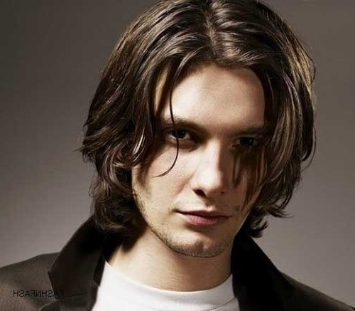 Top 15 of Long Shaggy Hairstyles For Guys