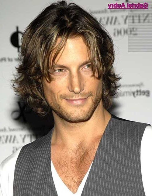 15+ Shaggy Hairstyles For Men | Mens Hairstyles 2018 Regarding Most Popular Long Shaggy Hairstyles For Guys (View 4 of 15)