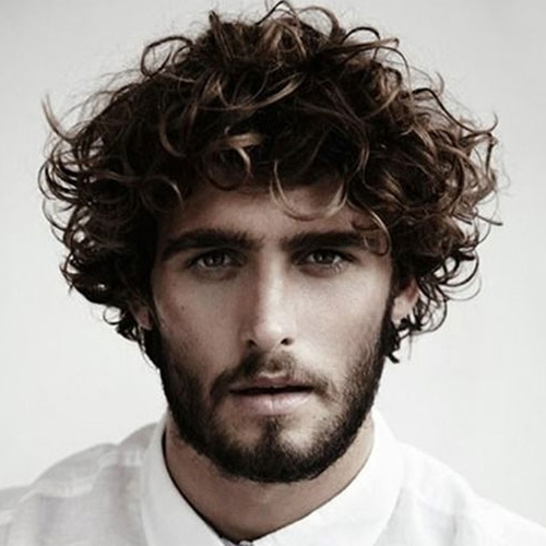 15 Shaggy Hairstyles For Men | Men's Hairstyles + Haircuts 2018 Intended For 2018 Long Shaggy Hairstyles For Guys (View 7 of 15)