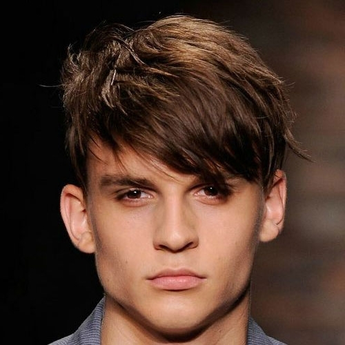 15 Shaggy Hairstyles For Men | Menu0027s Hairstyles + Haircuts 2018 Intended  For Newest Shaggy Hairstyles