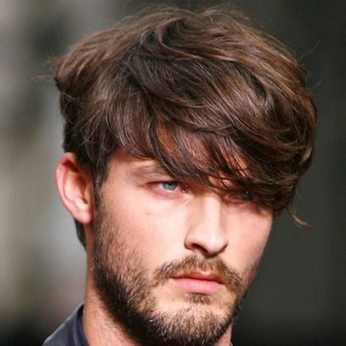 15 Shaggy Hairstyles For Men | Men's Hairstyles + Haircuts 2018 Pertaining To Newest Long Shaggy Hairstyles For Guys (View 5 of 15)